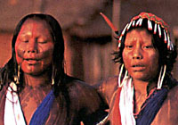 Kapayo Indian Women Dancing